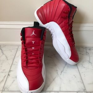 Air Jordan 12 Retro Gym Red.